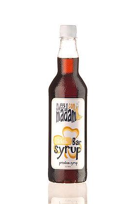 Барний сироп Айріш крем ПЕТ пляшка 700 мл.