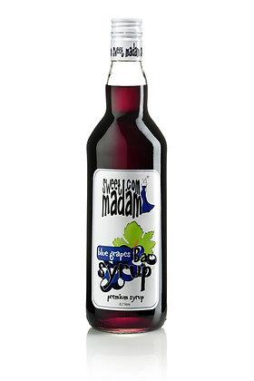 Барный сироп Синий виноград 700 мл.