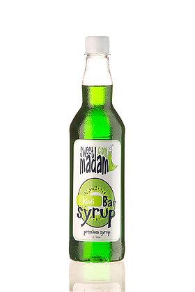 Барний сироп Ківі ПЕТ пляшка 700 мл.