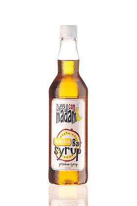 Барний сироп Маракуя ПЕТ пляшка 700 мл.