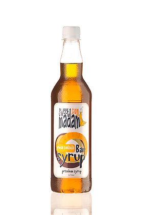 Барний сироп Піна-Колада ПЕТ пляшка 700 мл.