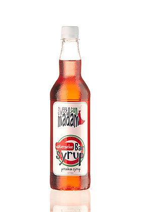 Барний сироп Кавун ПЕТ пляшка 700 мл.