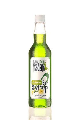 Барний сироп Огірок ПЕТ пляшка 700 мл.