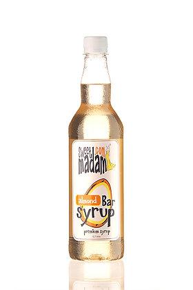 Барний сироп Мигдаль ПЕТ пляшка 700 мл.
