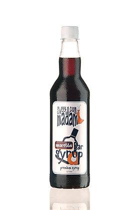 Барний сироп Амарето ПЕТ пляшка 700 мл.