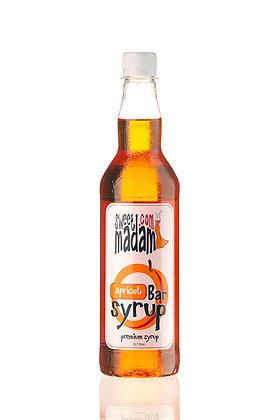 Барний сироп Абрикос ПЕТ пляшка 700 мл.