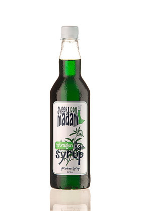 Барний сироп Тархун ПЕТ пляшка 700 мл.