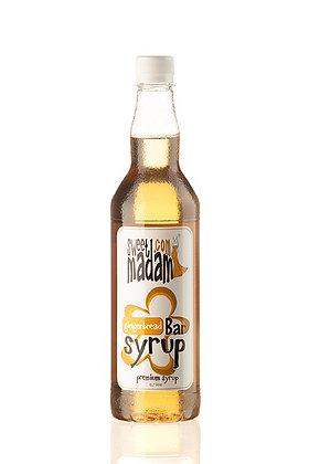 Барний сироп Імбирний пряник Пет Пляшка 700 мл.