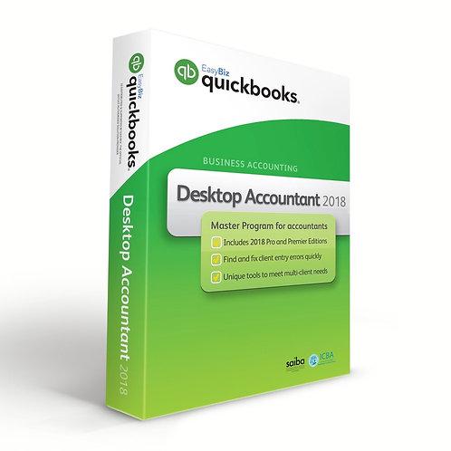 QuickBooks Premier Accountant 2018