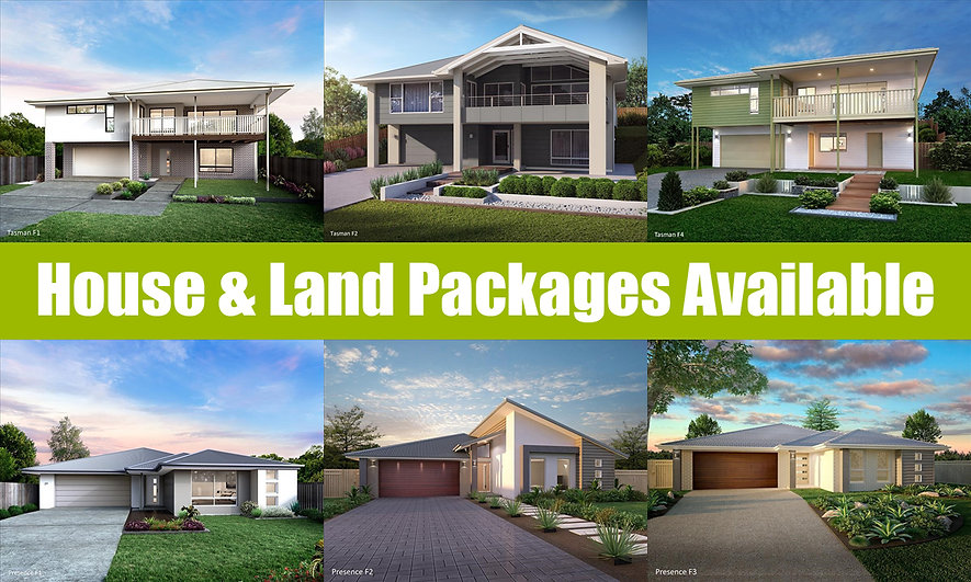 House & Land Packages Available at The Views, Toowoomba