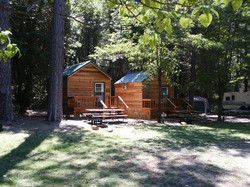 Trinity Rivers Cabins For Rent  | Del Loma RV Park