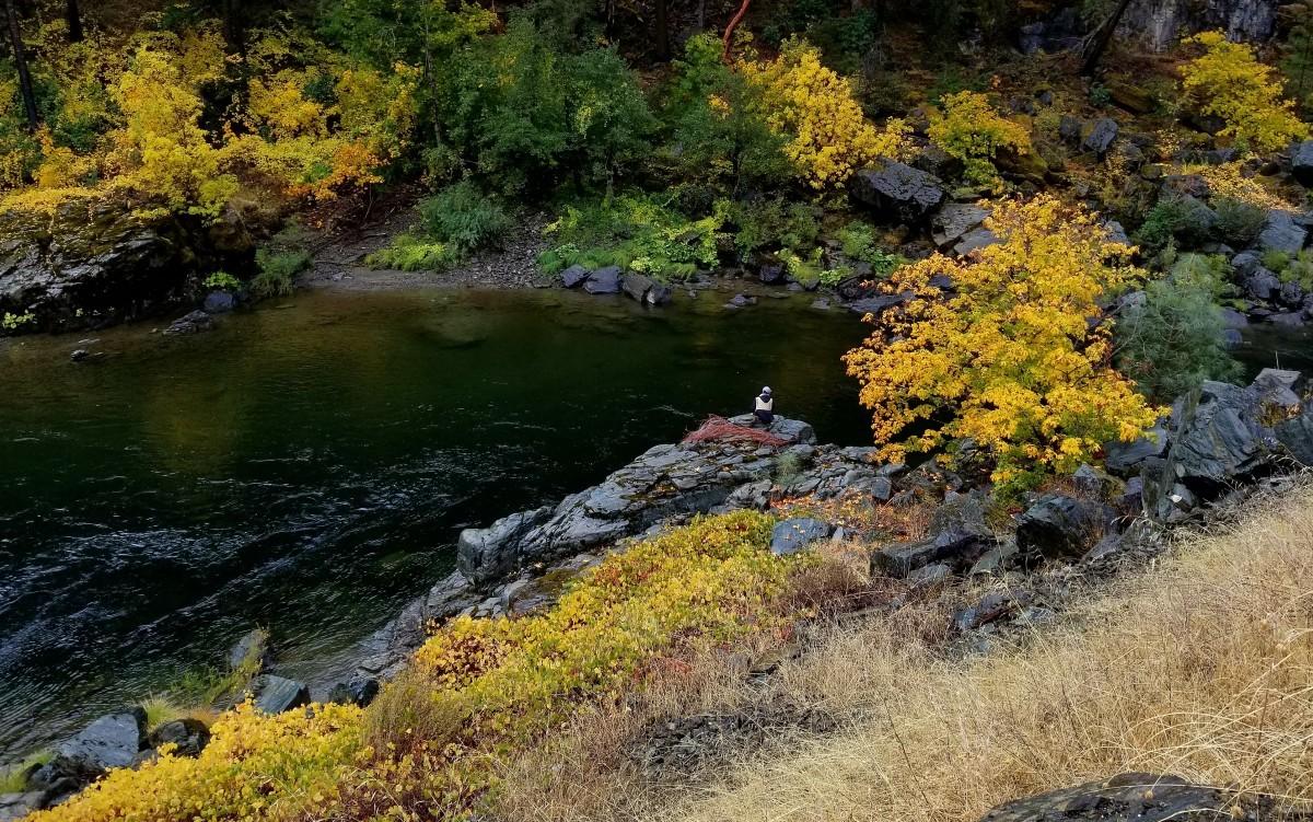 Triniity River