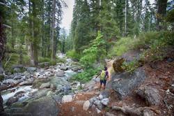 Canyon Creek hike