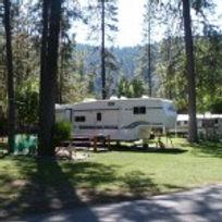 Trinity River Cabin Rentals | Del Loma RV Park