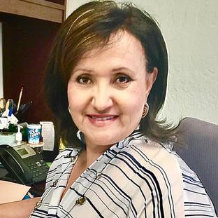 Cathy Botello - Executive Director - C.O.P.E. Family Support Center