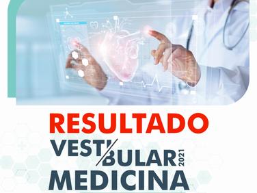 Resultado Vestibular de Medicina UNIFAE 2021