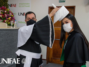 Colação de Grau da primeira turma de Medicina da UNIFAE