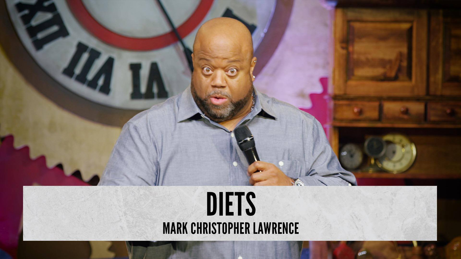 Diets - Mark Christopher Lawrence