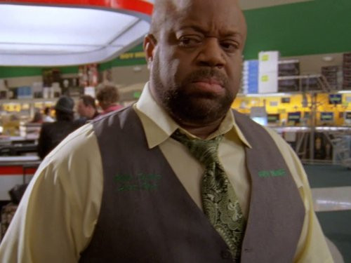 Mark Christopher Lawrence in Chuck (2007