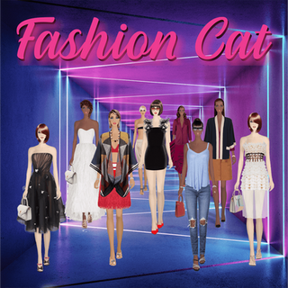 Fashion Cat - Welcome