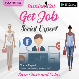 Social Expert - Get Job