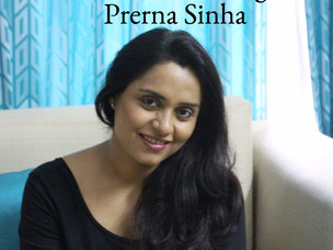 Moms Who Blog : Featuring Prerna Sinha
