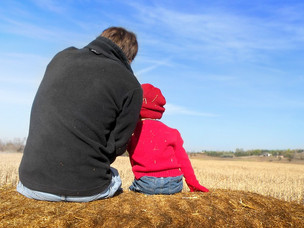 Mom Speak : 5 Things A Father Should Teach His Children