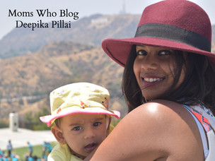 Moms Who Blog : Featuring Deepika Pillai