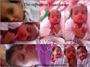 The Expressive Breastfeeder