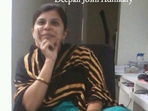 Moms Who Blog : Featuring Deepali Joshi Adhikary