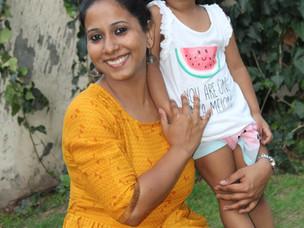 Inspiring Single Moms : Featuring Udita Saklani