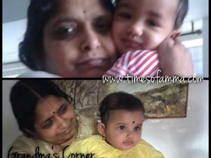 Grandma's Corner : Suma Ravindran