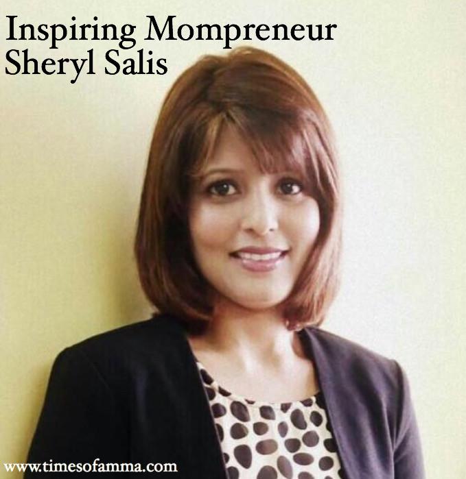 Times of Amma interviews Sheryl Salis, an inspiring Mompreneur
