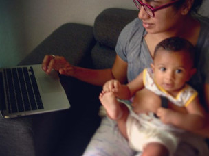 """World Of Moms Feature : """"Don't Focus Too Much On Work"""" and Other Things I have been told as a Mother"""