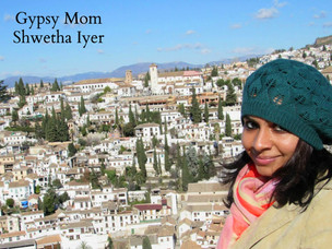 Gypsy Moms : Featuring Shwetha Iyer