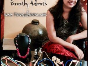 Inspiring Mompreneur: Parvathy Adwaith
