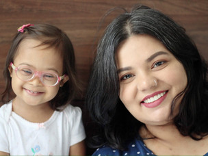 Mom Speak : 'Adopting Bliss - A Mom Speaks About Her Journey of Down Syndrome Adoption'