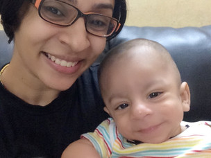 Mom Speak : Ranjani on her One Month Old's Date with God