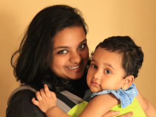 Moms Who Blog : Archana