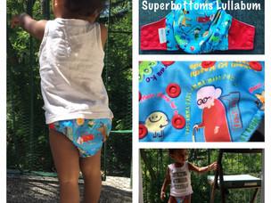 Times Of Amma Reviews: Superbottoms Lullabum Advanced Cloth Diaper