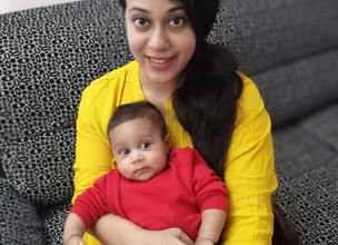 Mom Speak : Motherhood does not come with a manual