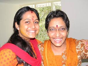 Inspiring Single Moms : Featuring Maheswari