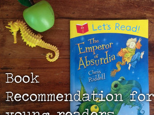 Book Recommendation : The Emperor of Absurdia