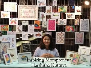 Inspiring Mompreneur : Harshitha Kuttuva