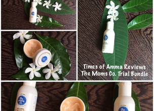 Times Of Amma Reviews : The Moms Co. Trial Bundle for Pregnancy Care