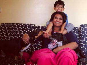 Inspiring Single Moms : Featuring Sanaa