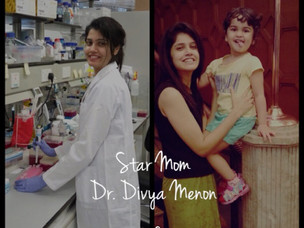 Star Mom : Divya Menon