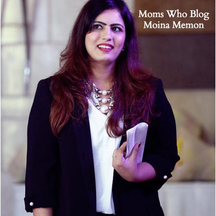 Indian Mom Blogger, Moina Memon in the Times of Amma