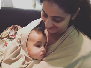 Mom Speak : Nikhila Azeez on her Breastfeeding Journey