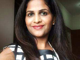 Moms Who Blog : Featuring Nidhi Dorairaj